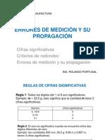 LAB3 PM  Errores Medición