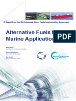 Alternative Fuels for Marine Application