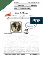 1ero. Año - LIT - Guía 6 - Sófocles y la Leyenda de Edipo