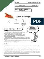 1ero. Año - LIT - Guía 6 - Poesía Medieval Española
