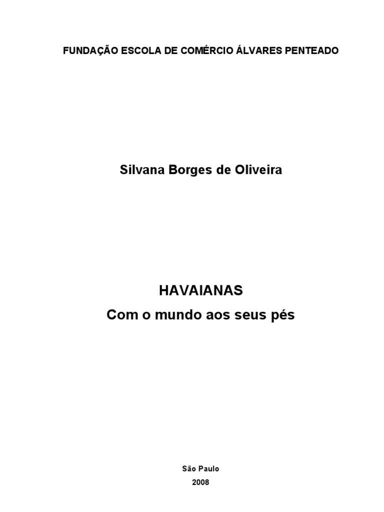 4facb3d7b65fa Trabalho Acadêmico - Case Havaianas