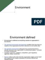 Chap 08 Environment Part 1