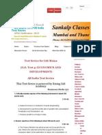 g.s. Test 4_ Economics and Development _ Halfmantr