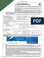 IRCTC  e-Ticket example
