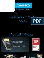 Dymo Office & Assets Identificatiomn