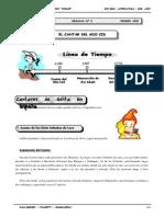 1ero. Año - LIT - Guía 3 - El Cantar del Mio Cid
