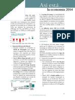 Previsiones de Crecimiento Economico Al Alza (Asi Esta La Economia Enero 2014) Circulo de Empresarios