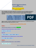 Ecuacion Ordinaria de La Circunferencia_ Adriana Casco Hernandez
