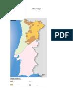 Ficha Sobre Clima Portugal