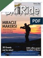 VT Ski & Ride, January, 2014