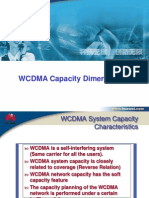 Huawei-WCDMA Capacity Planning