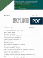 MUFON JOURNAL - 1970-3