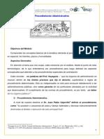 Procedimiento Administrativo PRIMERA PARTE