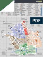 Nottm City Centre Map (Zones)