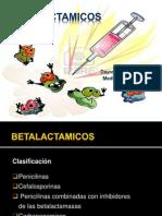 Beta Lactamicos