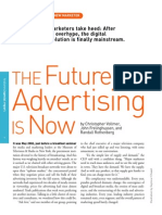 The Future of Advertising is Now