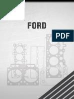 Spaal - Jogo de Juntas - Ford