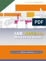 IAB Affiliate Handbook Trazido a Si Por Www Web Marketing Tuga Com