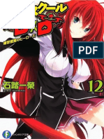 High School DxD Volume 12