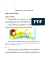 3D2FF6 Feasibility Study Sample