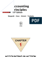 Accounting Principles 10th Chapter 1
