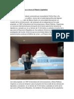 El concurso internacional para el diseño del Palacio Legislativo