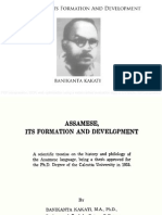 Assamese Its Formation and Development
