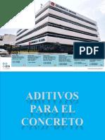ADITIVOS Presentacion