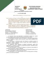 66.Norme Pentru Elaborarea Instructiunulor de Protectie a Muncii