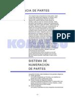 Komatsu - Guia de La Gerencia de Partes