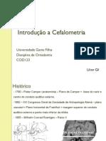 Ortodontia - Introdução a Cefalometria