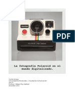 La fotografía Polaroid en el mundo digitalizado