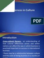 IB Culture