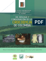 Biología y Conservación de los Crocoylia de Colombia
