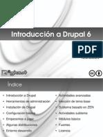 IntroduccionADrupal6 e Ghost (1)