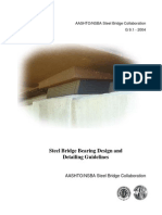 Bridge Bearings - AASHTO