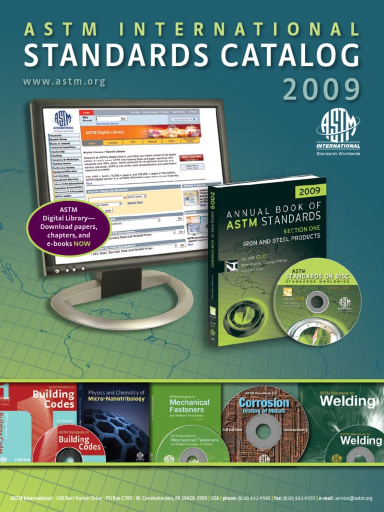 Astm standards books metals fandeluxe Image collections