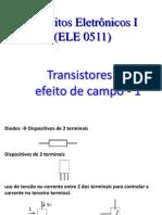 Transistores FET - 1