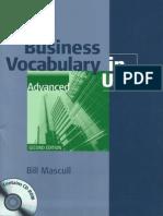 B.mascull BusinessVocabularyInUse 2011