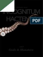 Incognitum Hactenus - Vol 2