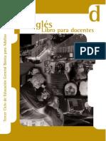 Libro Inglés - Docente