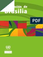 Declaracion de Brasilia 2007