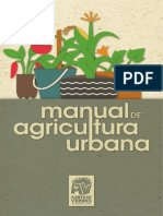 Manual Agricultura Urbana - SPANISH VERSION