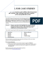 Call for Case Studies Oct