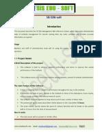 School Management System Design Document