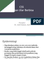 CSS Gigitan Ular Berbisa Dr.arief