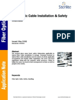 Cable Installation and Safety Manual to use in electrical applications