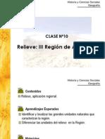 Clas Nº10 III Región