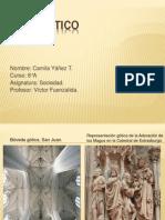 Arte Gótico y Cruzadas.