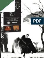 Patricia del Monaco cover e redazionale Arte